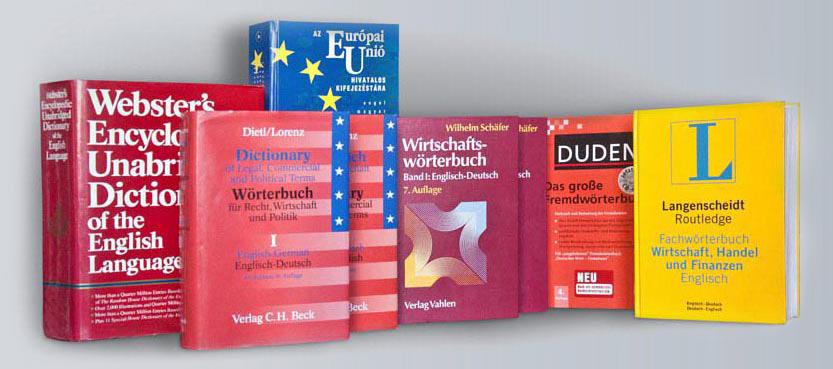 szótárak